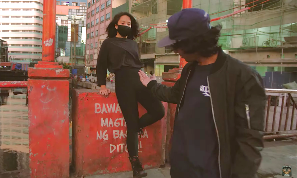 Filmmaker Mark Valino brings Filipino street dance to the world.